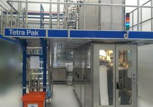 Tetra pak A3 compact flex 250/200ml Edge filling line for sale