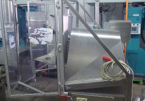 Lab Size Powder Tumbling Mixer By Zanchetta Model Canguro Junior 50