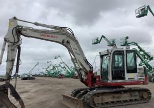 2015 Takeuchi Tb1140 Track Excavator