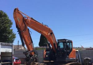 2015 Doosan Dx235Lcr-5 Track Excavator