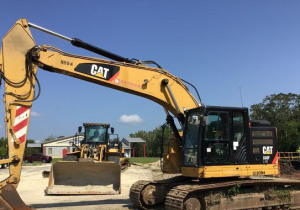 2015 Cat 335Flcr Track Excavator