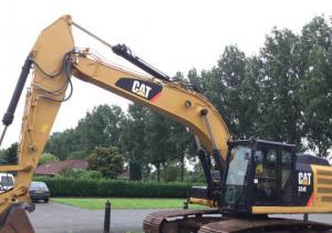 2012 Cat 324El Track Excavator
