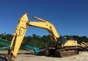 2005 Komatsu Pc750Lc-7 Track Excavator