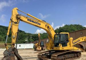 2016 Komatsu Pc228Uslc-10 Track Excavator