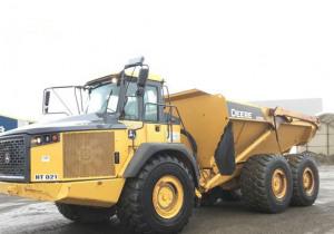 2016 John Deere 370E Articulated Dump Truck