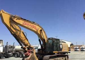 2012 Cat 336E Track Excavator
