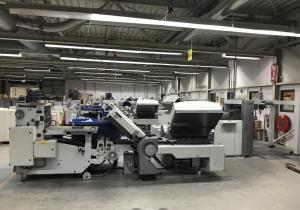 Heidelberg-Stahlfolder TH82/442 folding machine