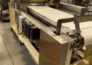 """Werner Lehara 24"""" Continuous Extruder With Guillotine Cutter"""