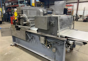 """American Machine And Design 34"""" Co-Extruder With Guillotine Cutter"""