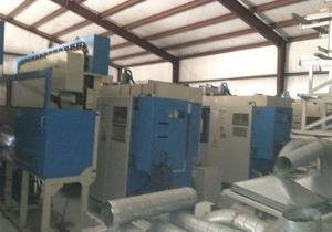 Mazak H400N FMS (4) Machines, (75) Palettes