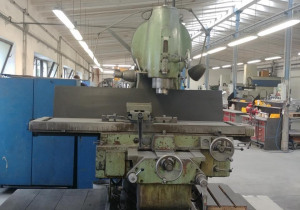 Vertical milling machine TOS FA 5 A-V