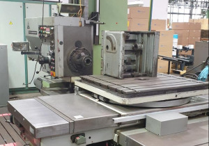 Table Boring Machine TOS WH 10 NC