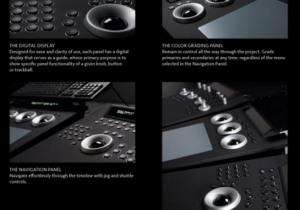 Autodesk Lustre & Smoke with Panels in original pack.