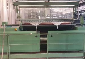 Direct warping machine