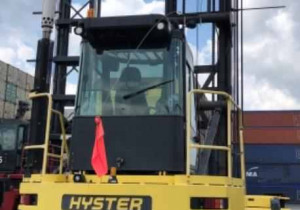 2015 Hyster H500HDS-EC