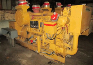 750 Kw Caterpillar Genset, Diesel