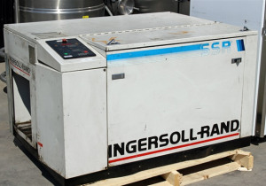 20 Hp Ingersoll Rand Air Compressor, Model Ssr-Ep20U