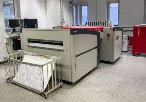 full automated 8up thermal CTP system Agfa Avalon N 8-22 S