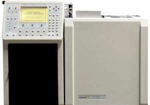Varian CP-3800 GC with SSL, ECD, TSD & FID