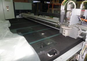 New Hegla Complete Jumbo Glass Cutting Line