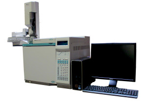 Agilent/HP 6890 GC PLUS with S/S Inlet, and FID System