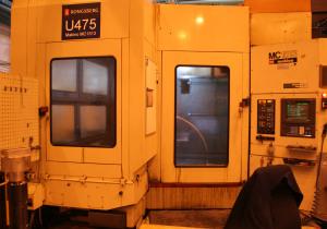Makino MC1513 MULTIPALLET CNC Horizontal Machining Center