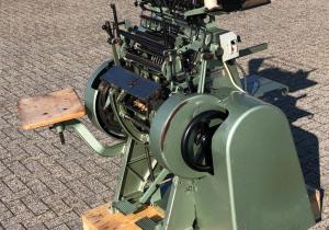 Muller Martini FC Sewing machine