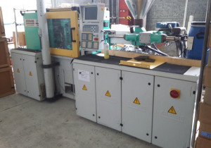 ARBURG 270C Injection moulding machine