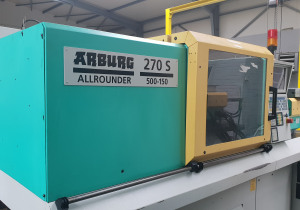 Arburg 270S-500-150 + Picker Injection moulding machine