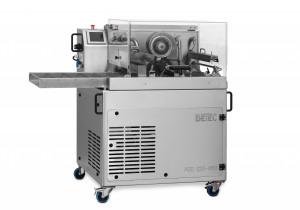 Medium sized automatic tempering/enrobing machine ATE 120-450