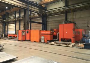 Bystronic Bystar 4025 - 4 Axis Laser Cutting Machine