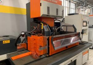 Charmilles Robofil 6030 SI Wire cutting edm machine