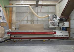 Cosmec CONQUEST 4200 Wood CNC machining centre