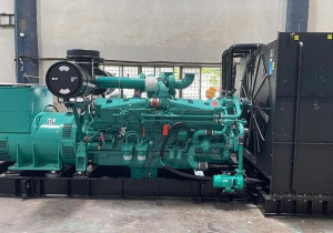 Cummins KTA50G8 Generator set