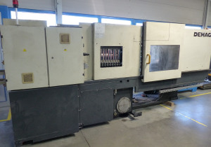 Demag Ergo Tech 110 - 310 compact Injection moulding machine