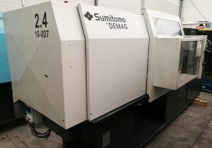 Demag Ergotech concept 100/420 - 430 Injection moulding machine