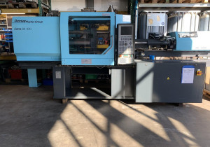 DEMAG  ERGOTECH Extra 80-430 Injection moulding machine