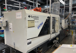 Demag Systec 160/520-840 Injection moulding machine