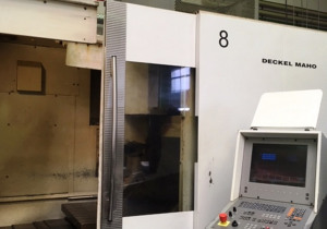 DMG DMC 100 V hi-dyn