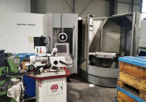DMG  DMC 60 T RS 3 Machining center - 5 axis