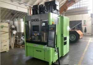 Used ENGEL INSERT 200V/80 Injection moulding machine