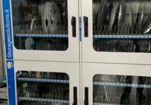 Essegi Storage solution Inspection machine for electronics