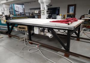 Gerber DCS Automated cutting machine