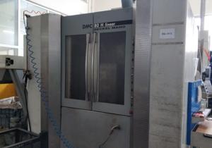 Deckel Maho DMC 80H Machining center - horizontal