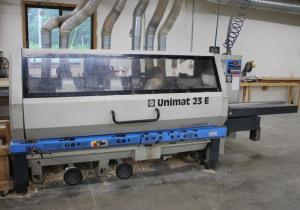 Used Weinig Model Unimat 23E Six Head Moulder