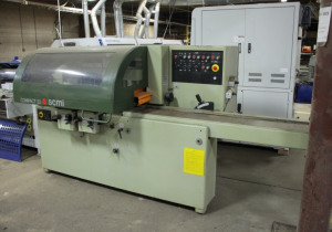 Used SCM Compact 22S 4 Head Moulder