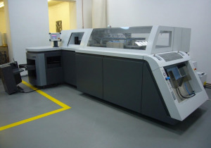 Heidelberg EUROBIND 1300 folding machine