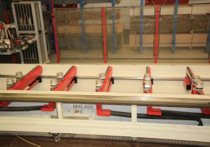 Ima Bima 410 V/D/140/500 with edgebanding Wood CNC machining centre