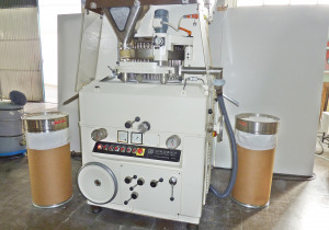KORSCH PHARMAPRESS 400 Rotary tablet press