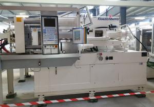 Krauss Maffei 110/390/C1 Injection moulding machine